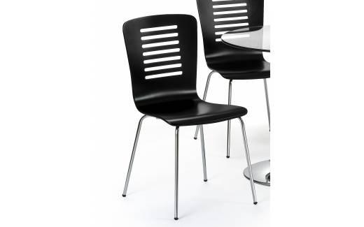 Kudos Black Dining Chair