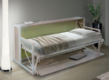 B-ESK Horizontal Wall Bed with Desk