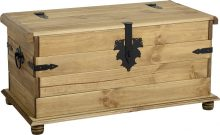 Dark Corona Single Storage Chest