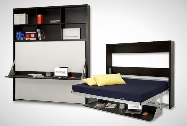 Dotto Wall Bed With Shelf Furniture Solutions Gibraltar