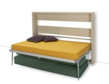 Horizontal Houdini Bed