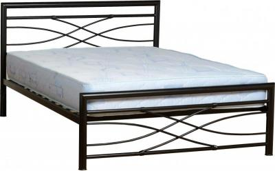 Kelly 4'6″ Bed Low Foot End
