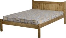 Maya 4'6″ Bed Low Foot End