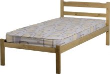 Panama 3′ Bed Low Foot End