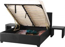 Prado Plus 4'6″ Storage Bed Low Foot End