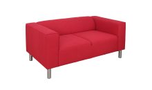 Toscana Sofa Fabric 2 Seater