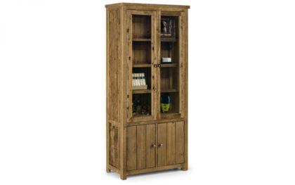 Aspen Glazed Display Cabinet