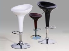 Bar Stool Chrome Model 1