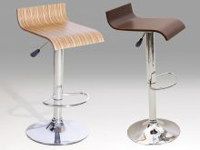 Bar Stool Chrome Model 6