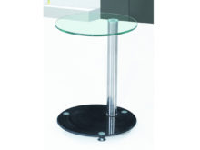 Conway Clear Lamp