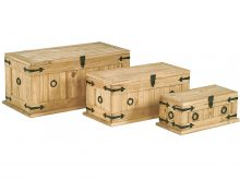 Light Corona Trunk Set Monterey