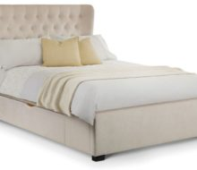 Geneva Storage Bed with 2 Drawers (King)
