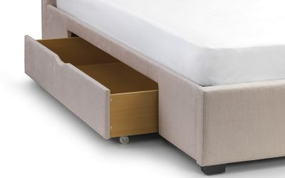 Geneva Storage Bed with 2 Drawers (King) | Furniture Solutions Gibraltar