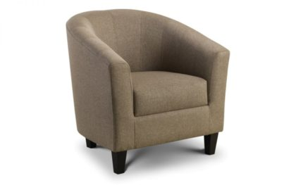 Hugo Fabric Tub Chair