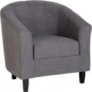 Temp Tub Chair in Fabric – various colours