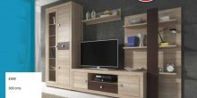 Julietta Wall Unit