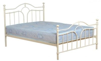 Keswick 5′ Bed High Foot End