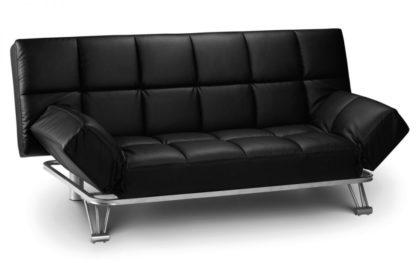 Manhattan Sofa Bed – Black