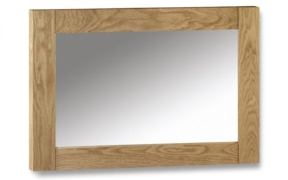 Marlborough Oak Wall Mirror