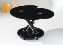 Torre Black Coffee Table