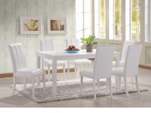 Trogon Dining Set with 6 chairs