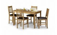 Coxmoor Oak Rectangular Dining Table