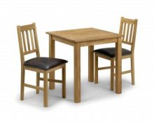 Coxmoor Oak Square Dining Table