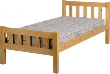Carlow 3′ Bed High Foot End