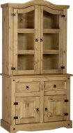 Dark Corona 3′ Buffet Hutch