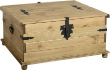 Dark Corona Double Storage Chest
