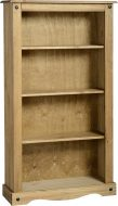 Dark Corona Medium Bookcase