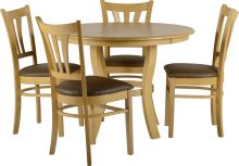 Grosvenor 40″ Round Dining Set