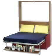 Vertical Houdini Bed