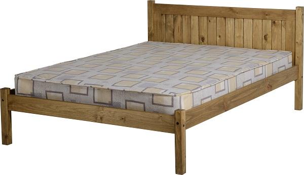 Maya 4'6″ Bed Low Foot End