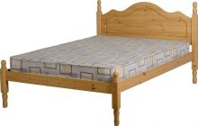 Sol 4'6″ Bed Low Foot End