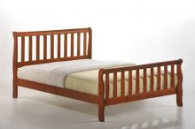 Sunnydale Solid Wood Double Bed