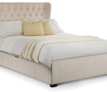 Geneva Storage Bed with 2 Drawers (King)