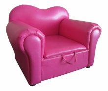 Isabella Kids Sofa PU Pink