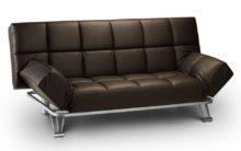Manhattan Sofa Bed – Brown