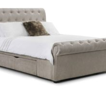 Ravello Storage Bed with 2 Drawers (Double)