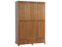 Skagen 3 Door Wardrobe with 3 Drawers