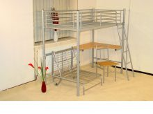 Study Bunk Without Futon Chair
