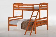 Tripoli Triple Bunk Bed Cherry